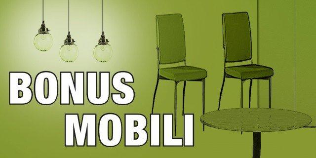 Bonus mobili: necessario l'inizio dei lavori di ristrutturazione