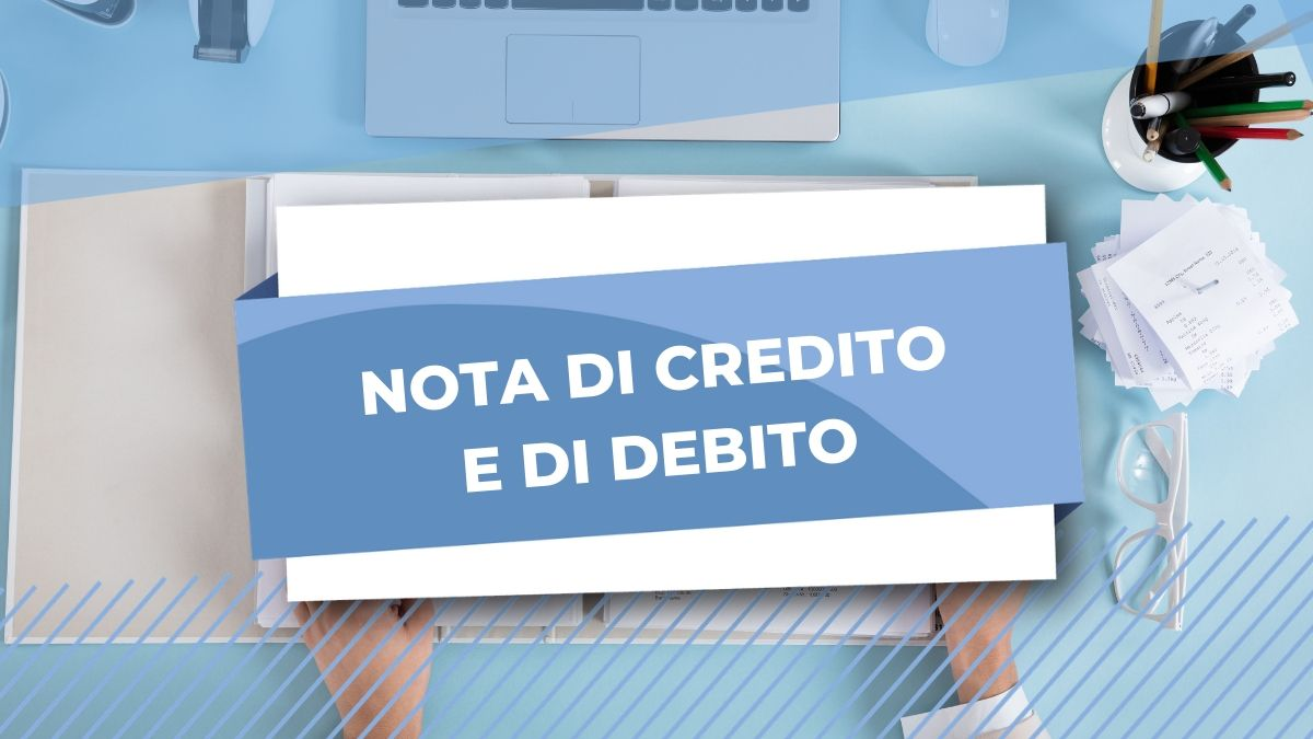 La nota di credito sana il doppio invio della fattura elettronica