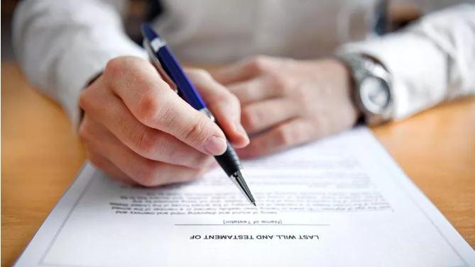 Tre forme di testamento Non si può ledere la legittima