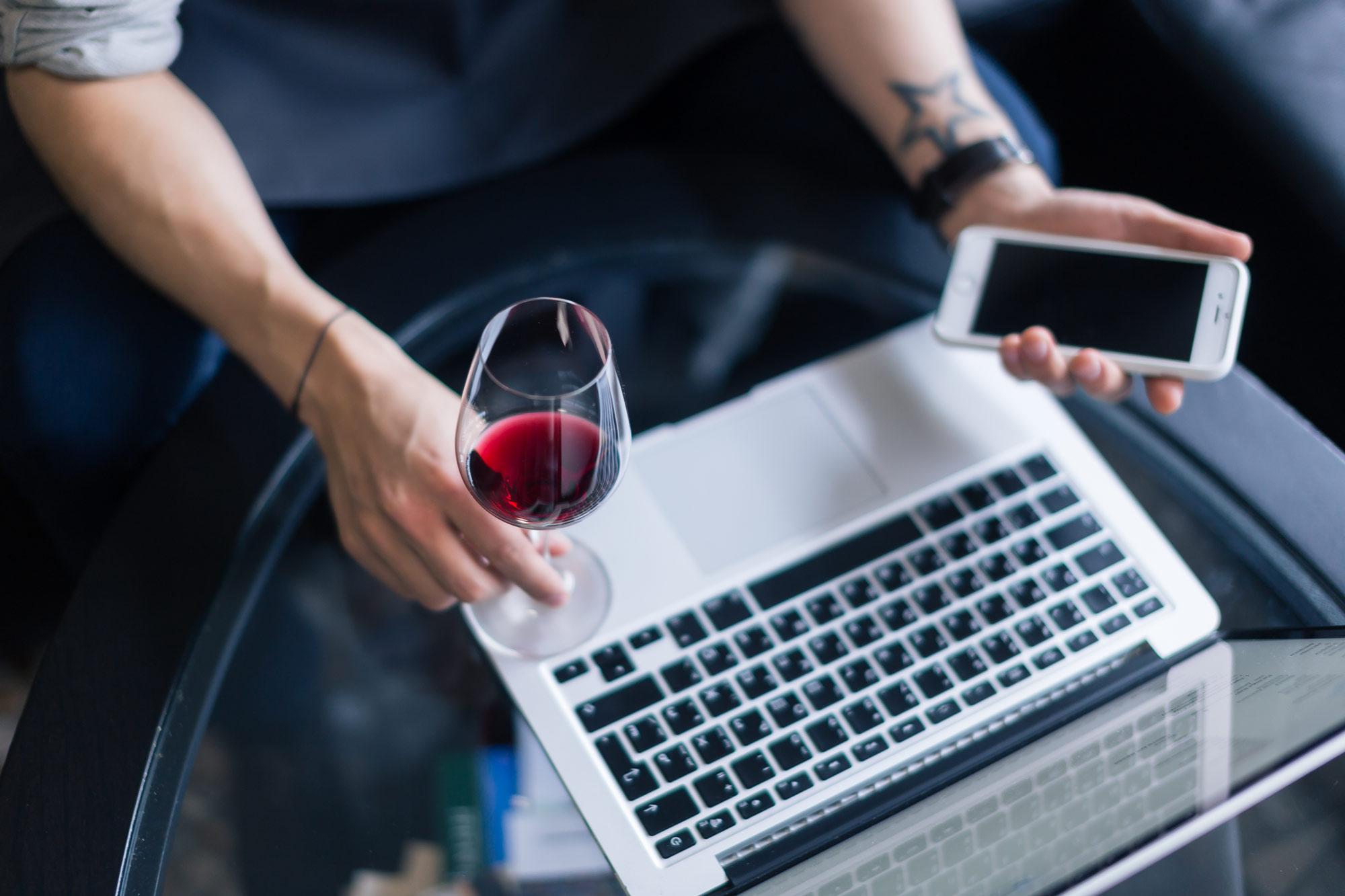 Le vendite a distanza del vino nell'UE – spedizioni e prove alternative