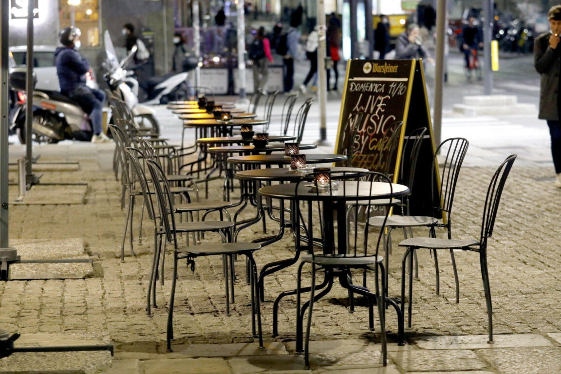 Bar e ristoranti sono nel mirino