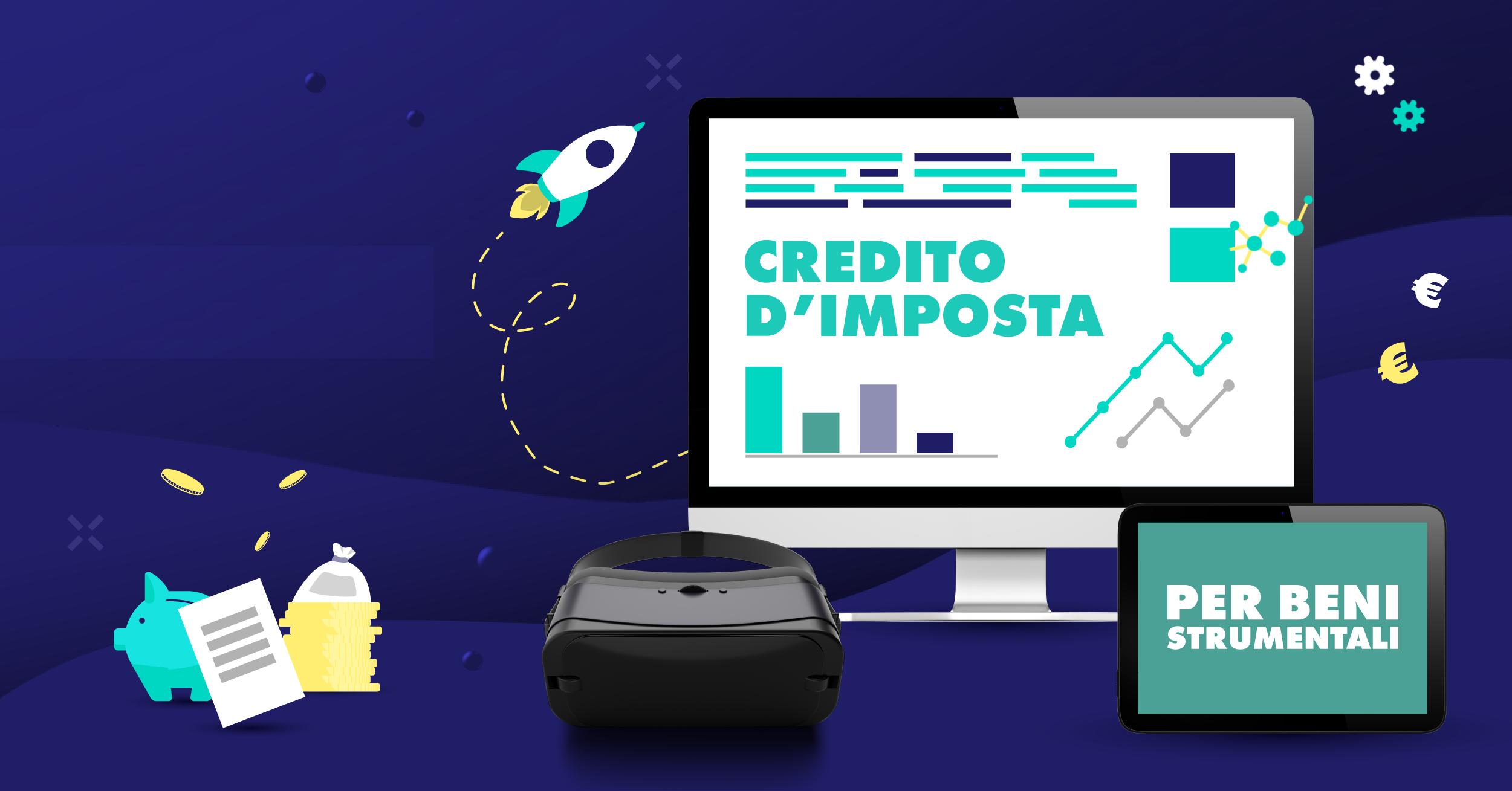Le nuove modalità di fruizione del credito d'imposta investimenti in beni strumentali