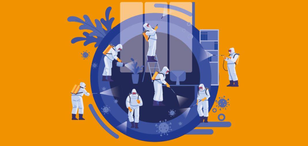 Sanificazione in azienda: gli aspetti critici